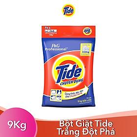 Bột Giặt Tide Trắng Đột Phá VSS 9kg