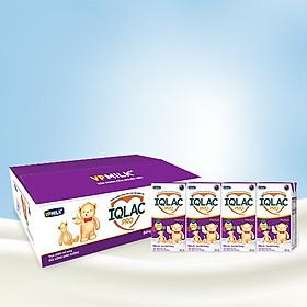 Thùng 48 Hộp Sữa Bột Pha Sẵn VPMilk IQLac Pro Biếng Ăn Suy Dinh Dưỡng - Premium (110ml/ Hộp)