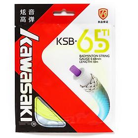 Cước Đan Vợt Cầu Lông Đàn Hồi Cao Công Nghệ Hydrogen Titanium KAWASAKI (0.68mm)