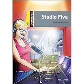 Dominoes Second Edition Level 1: Studio Five