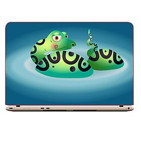 Miếng In Decal Trang Trí Laptop Animal Cartoon DCLTDV 239