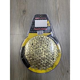 Bộ nhông sên đĩa vàng dành cho xe Sonic 150.