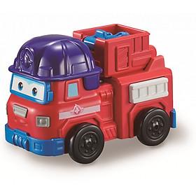 Đồ chơi mô hình SUPERWINGS Siêu xe cứu hộ cỡ nhỏ Sparky YW740131