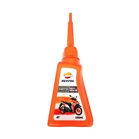 Nhớt láp - hộp số Repsol Matic Gear Oil 120ml (Mẫu Mới)