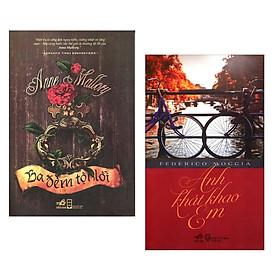 Combo Sách Truyện Hay: Ba Đêm Tội Lỗi + Anh Khát Khao Em - (Tặng Kèm Postcard Greenlife)