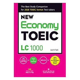 New Economy Toeic Lc 1000 (Kèm file MP3)