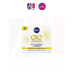 Kem dưỡng ngày chống lão hoá Nivea Q10 Power Anti Wrinkle Firming Cream SPF30 (Bill Anh)