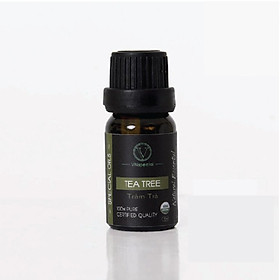 TINH DẦU TRÀM TRÀ HỮU CƠ (ORGANIC TEA TREE OIL) - VNSPECIAL (10ML)