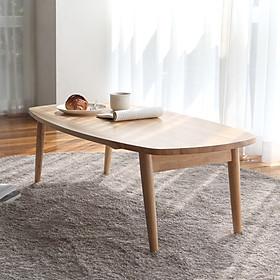 Bàn Trà - Bàn Sofa Gỗ B Table Size L Nội Thất Kiểu Hàn BEYOURs - Gỗ Tự Nhiên