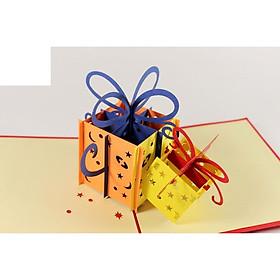 Thiệp 3D Thanh Toàn - Món Quà Sinh Nhật Đặc Biệt - NV03