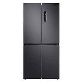Tủ lạnh Samsung Inverter 488 lít RF48A4000B4/SV model 2021 - Hàng chính hãng (chỉ giao HCM)