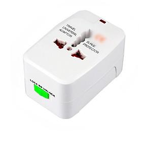 Ổ cắm điện chuyển đổi đa chức năng dùng khi xuất ngoại, đi du lịch,...