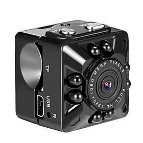 Camera An Ninh Phát Hiện Chuyển Động - Đen (HD) (1080P)