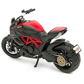 Mô tô mô hình MAISTO 1:18 Ducati Monster 1200S 13095/MT39300