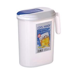 Bình đựng nước có quai Cool Handy 1.8L nội địa Nhật Bản