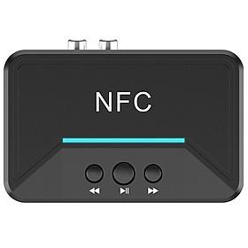 Thiết bị nhận Bluetooth, NFC cho loa và Amply BT200 - Hộp Bluetooth âm thanh không dây BT200 NFC V5.0 - Hàng chính hãng