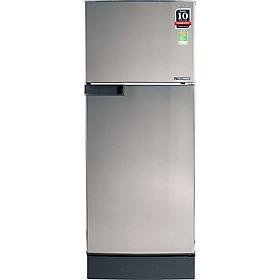 Tủ lạnh Sharp Inverter 165 lít SJ-X196E-SL