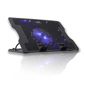 Hình đại diện sản phẩm Quạt Tản Nhiệt Laptop N88 +Tặng lót chuột liên minh huyền thoại
