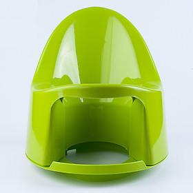 Bô boom potty - xanh lá - dùng cho bé 8 tháng đến 4 tuổi