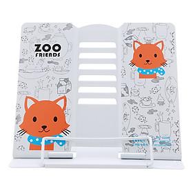 Giá Kẹp Sách, Đỡ Sách, Đọc Sách Chống Cận - Zoo Friends Cáo
