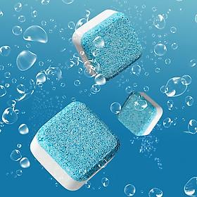 Viên Tẩy Lồng Máy Giặt  - Vệ Sinh Máy Giặt, Diệt Sạch Vi Khuẩn, Vệ Sinh Lồng Máy Giặt Và Khử Mùi Hiệu Quả - Dạng Sủi Xuất Xứ Nhật Bản
