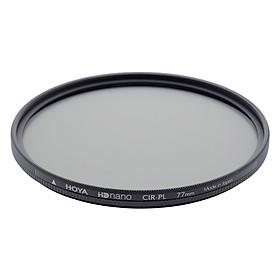Kính Lọc Filter Hoya HD NANO CPL 77mm - Hàng Chính Hãng
