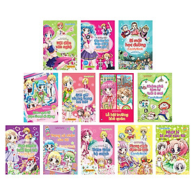 Combo: Candy Book 1 (Bộ 12 Cuốn)
