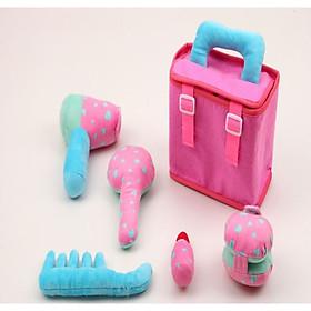 Đồ chơi nhập vai - Bộ đồ chơi Trang Điểm - Chất liệu vải Bông an toàn