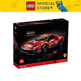 Đồ chơi LEGO Technic Siêu Xe Ferrari 488 GTE 42125