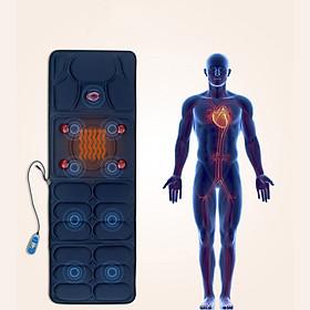 Đệm Massage Toàn Thân X594 giúp thư giãn, giảm đau nhức cho cơ thể -lựa chọn hoàn hảo cho cả gia đình