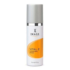 Sữa rửa mặt dưỡng ẩm Image Vital C Hydrating Facial Cleanser