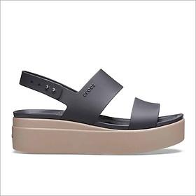 Dép Sandal thời trang Nữ Crocs  Brooklyn 206453
