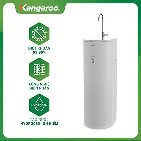 Máy Lọc Nước RO Hydrogen Ion Kiềm Kangaroo KG100EO 7 Lõi - Hàng Chính Hãng