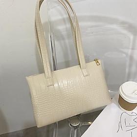 Túi xách da đeo vai GaLiCiCi thời trang màu trơn cho nữ-Pretty bag store96