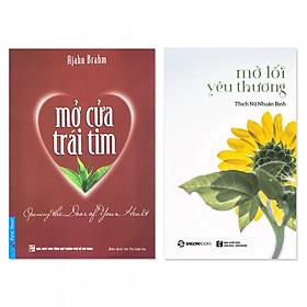 Combo 2 cuốn: Mở Cửa Trái Tim,  Mở Lối Yêu Thương