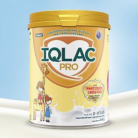 Biểu đồ lịch sử biến động giá bán Sữa Bột VPMilk IQLac Pro Phát Triển Chiều Cao 900g