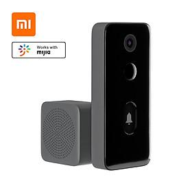 Chính hãng Xiaomi Mijia Smart Video Doorbell 2 Nhận dạng khuôn mặt AI Tầm nhìn ban đêm Hồng ngoại Phát hiện chuyển động liên lạc nội bộ hai chiều