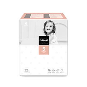 Tã quần nội địa Hàn Quốc - ENBLANC size 5 bé gái (XL)