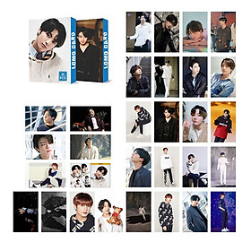 Lomo card JUNGKOOK BTS Map of the soul 7