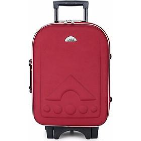 Vali du lịch kéo tay LAKA 20 inch Đỏ