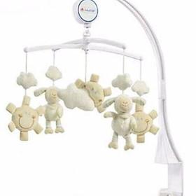 Treo Nôi Có Nhạc Brevi Sheep BREC154610