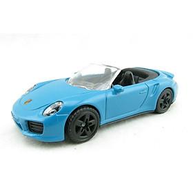 Đồ chơi Mô hình Siku Xe Porsche 911 Turbo S Cabriolet Convertible 1523