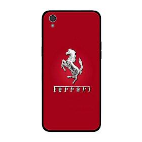 Ốp lưng dành cho điện thoại Oppo A37 Neo9 in họa tiết Logo F E R R A R I