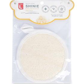 Hình đại diện sản phẩm Bông Tắm Xơ Mướp Hình Tròn Shinie Choice L