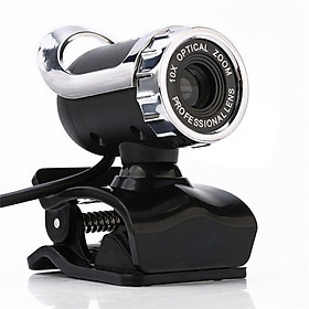 USB 2.0 12.0 Megapixel Digital Web Camera 360 degrees Clip-on with Microphone for Laptop Computer
