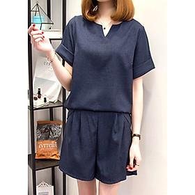 Set quần áo nữ thiết kế , gam màu vintage phong cách cổ điển 121