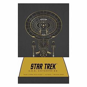 Stat Trek Hardcover Ruled Journal