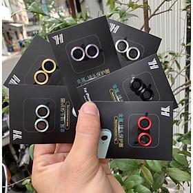 Bộ 2 Vòng Bảo Vệ Camera IPhone 11 - Chống Bụi, Hạn Chế Vân Tay & Mờ Camera - Bảo vệ toàn diện.