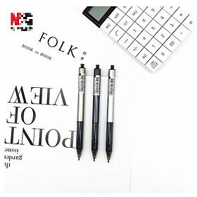 COMBO 3 Cây Bút gel đen Ruizhi M&G AGPH6503 (ngòi 0.5M) bút máy văn phòng bút gel học sinh