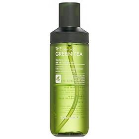 Nước Cân Bằng Trà Xanh Lên Men Chống Oxy Hóa Da Mặt Tonymoly The Chok Chok Green Tea Watery Skin 180ml